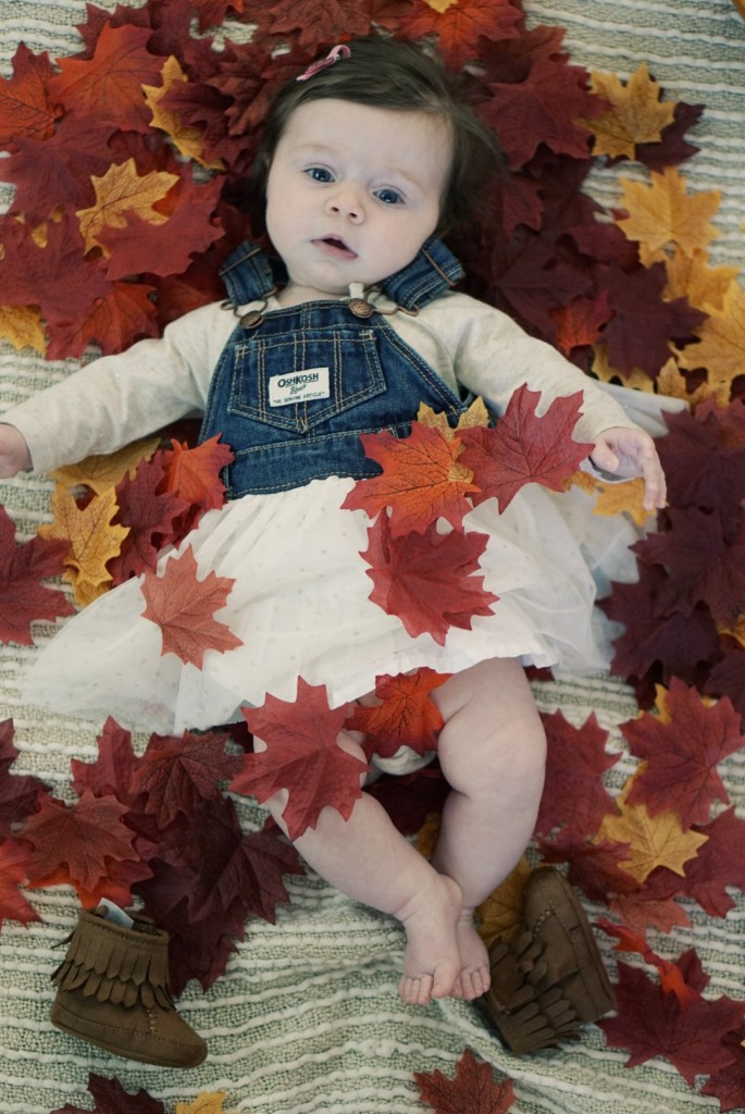 4 month baby update | gracefulmommy.com