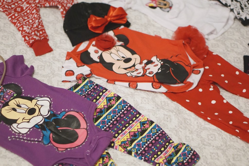 Disney Packing List for Baby || Gracefulmommy.com