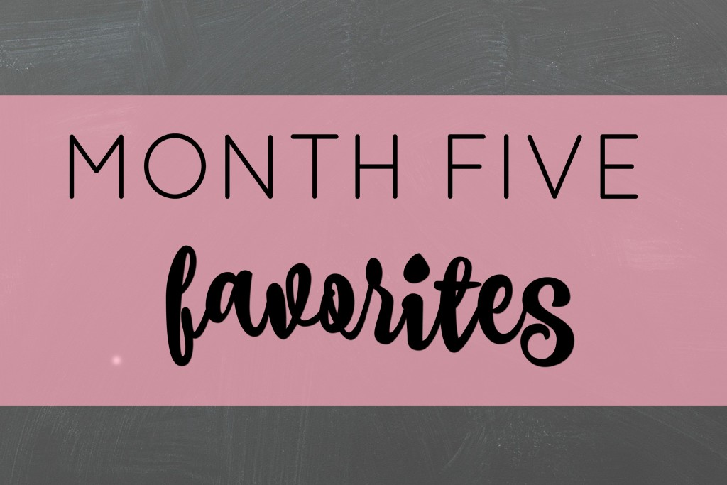 Favorite baby products for month 5! Great list + ideas | gracefulmommy.com