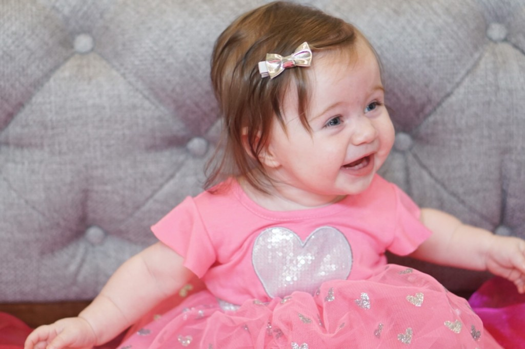 Gracie's 7 month update! www.gracefulmommy.com