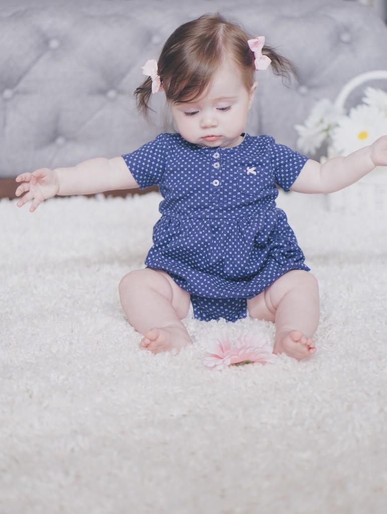 Gracie's 8 month update! www.gracefulmommy.com