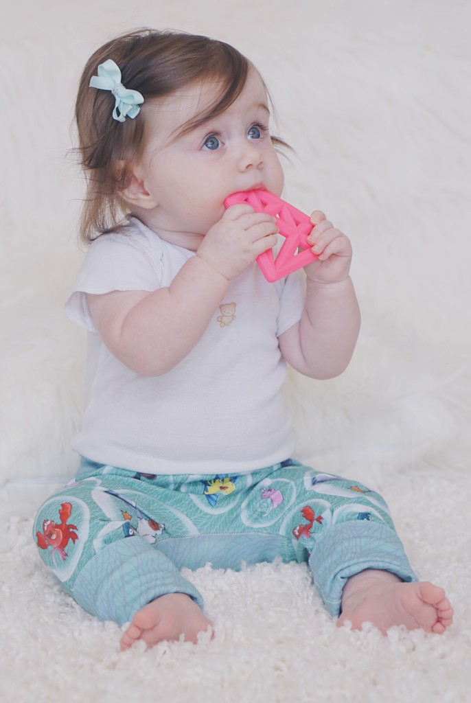 Little Standout Teethers Graceful Mommy