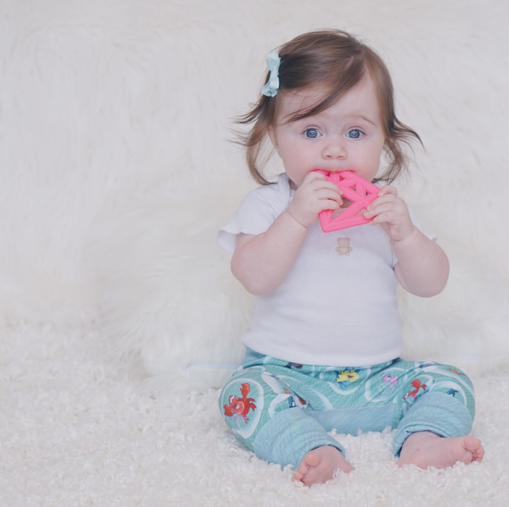 GIVEAWAY + Review! Little Standout silicone teethers! So cute + stylish. Read more at Gracefulmommy.com