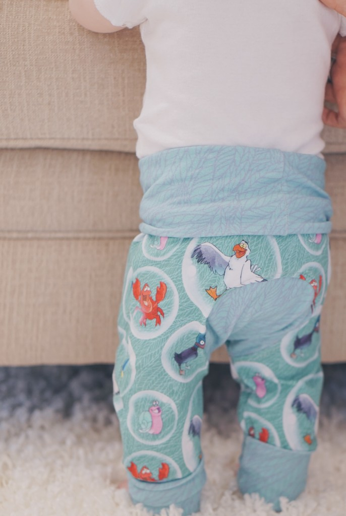 Threaded Love Baby Pants Review