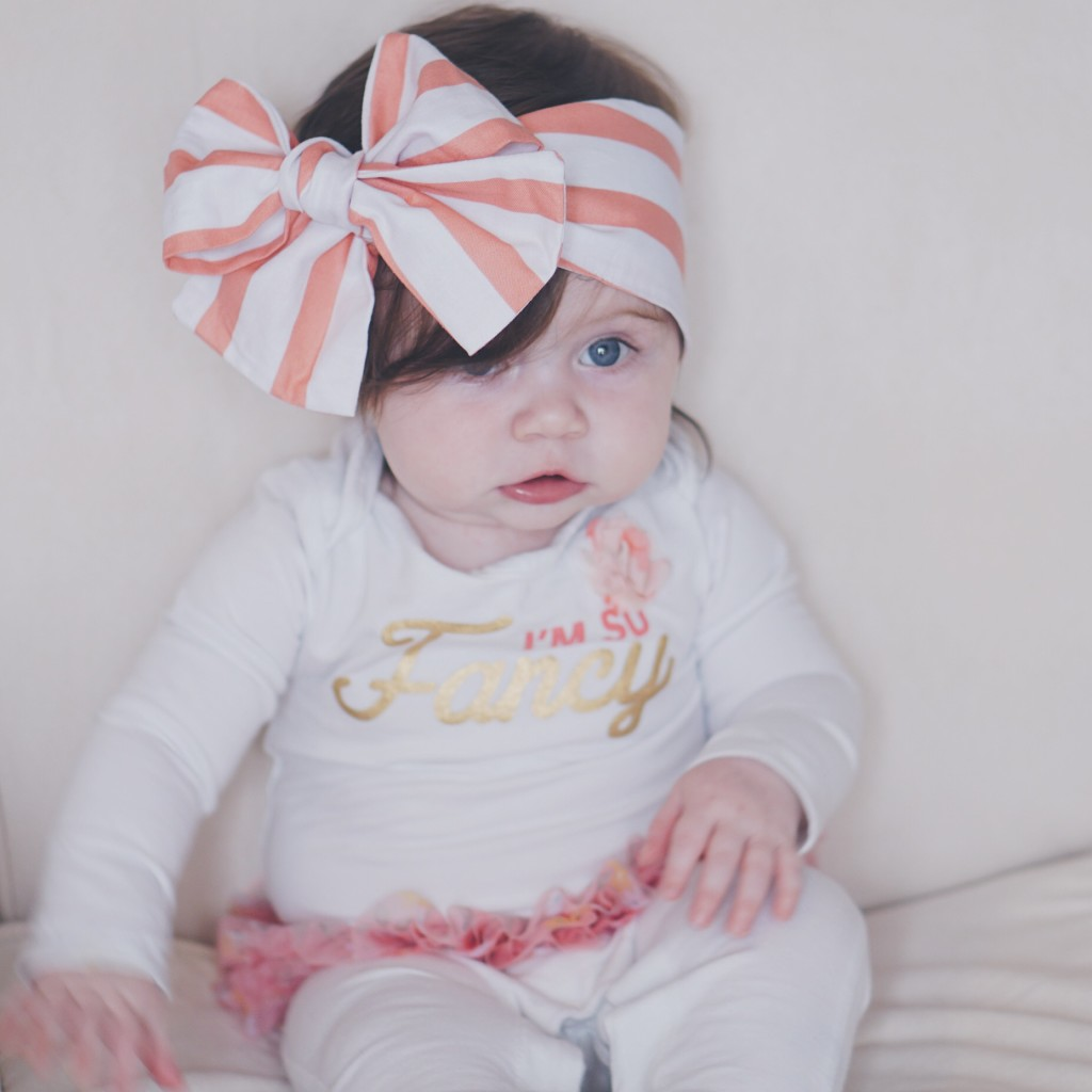 Great post on how to tie baby headwraps! Pin now, read later. Read more at gracefulmommy.com