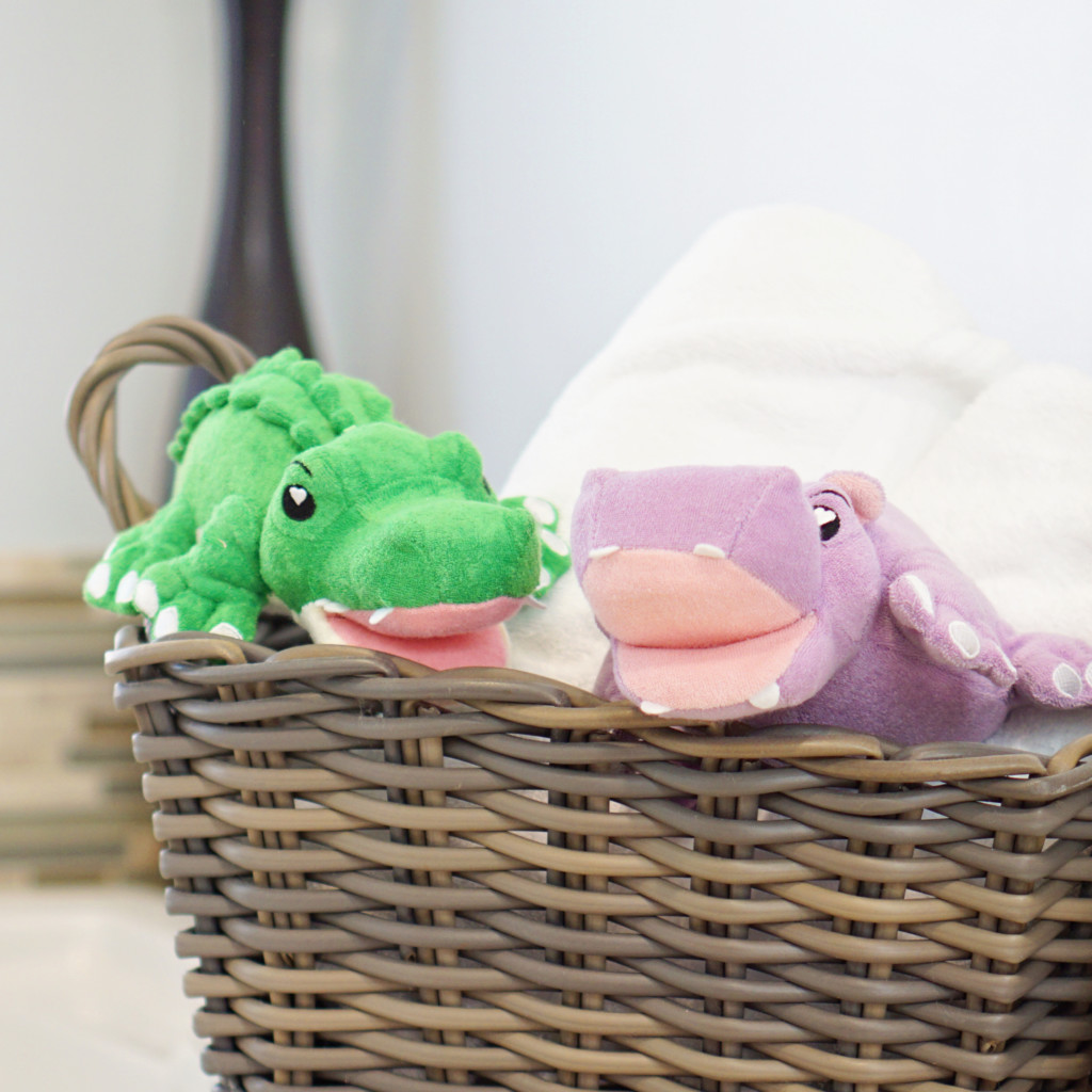 SoapSox - 2-in-1 fun: from playtime to bath time! Read more bath time essentials at Gracefulmommy.com