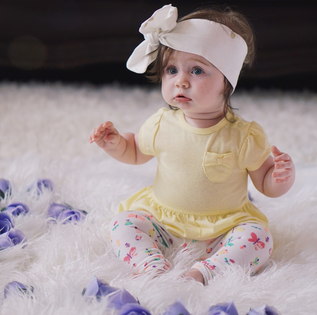 Gracie's 9 month update! www.gracefulmommy.com