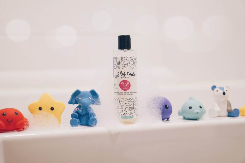 Tubby Todd Bath Soap Review! Gracefulmommy.com