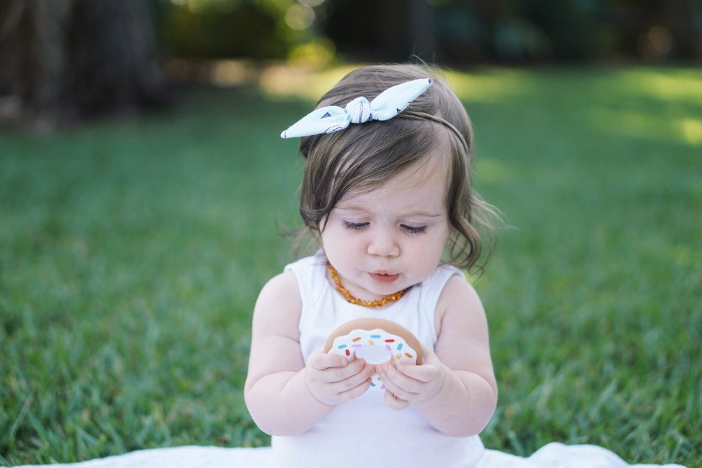 Silli Chews Review- Super cute/fun teethers for baby! Love this donut teether.