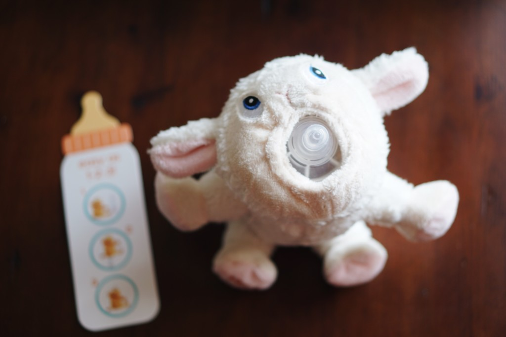 Bottle Pets are unique, patented plush baby bottle covers that helps baby learn to hold the bottle. Read the review at gracefulmommy.com