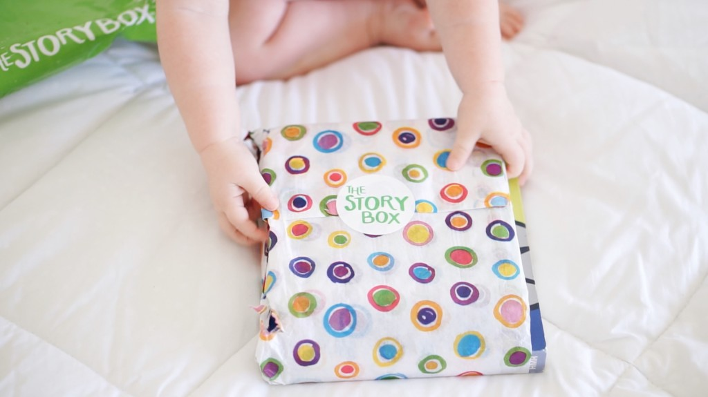 The Story Box is an awesome subscription that sends books to your child every month! What a great way to encourage reading at home!!
