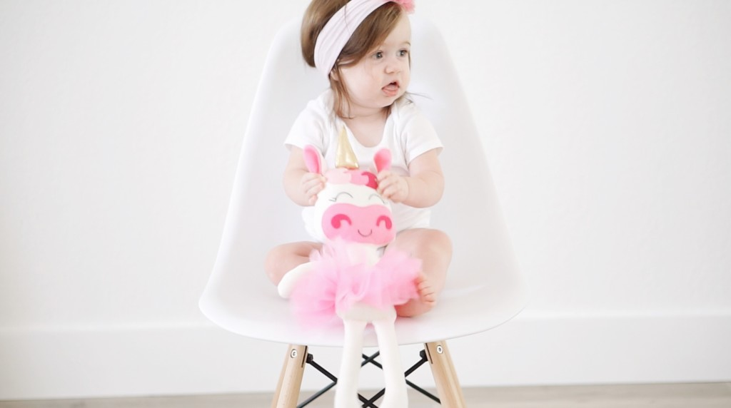 Cutest custom unicorn doll! I have to have one of these!