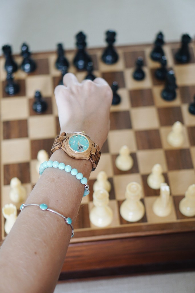 Gorgeous JORD Wood Watch! I've been wanting this Turquoise and Zebrawood one!!! So beautiful! JORD giveaway!