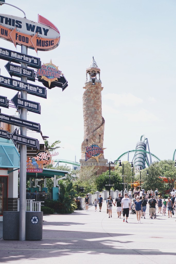 Universal Studios with a baby or toddler! Some excellent trips for an upcoming vacation!