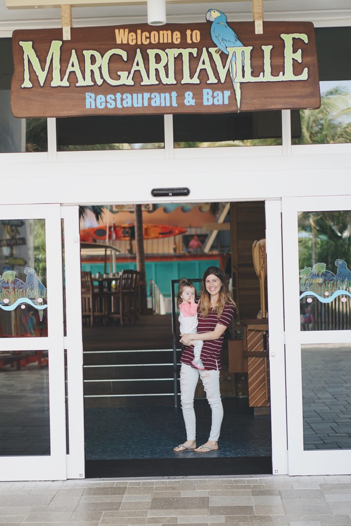 Margaritaville Hollywood Beach Resort Review. Great tips on bringing a toddler on vacation! This place is stunning!