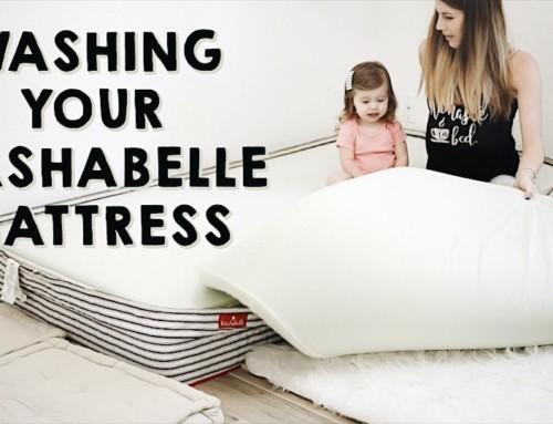 Washing the Washabelle Mattress!