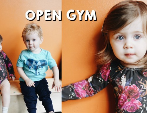 Open Gym with Gracie & Liam!