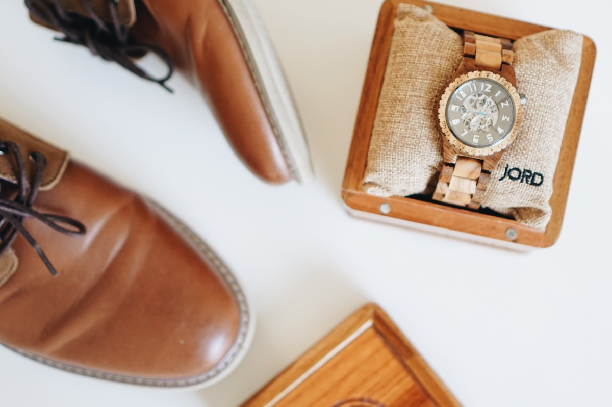 JORD Men's Watch Review + Giveaway! Enter now at www.gracefulmommy.com