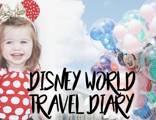 Disney Travel Diary – March 2017