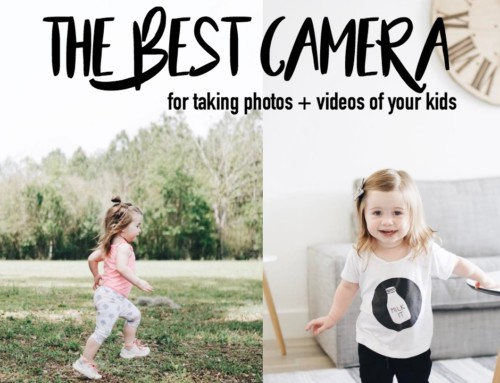 The best camera for taking photos and videos of your kids!