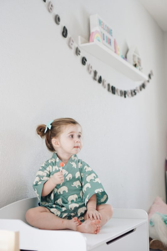 Gorgeous Baby Kimono and ways to teach your child about other cultures. Read more - Gracefulmommy.com