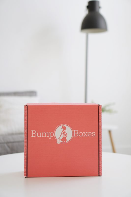Bump Boxes Review with Graceful Mommy. This is the ultimate pregnancy gift.