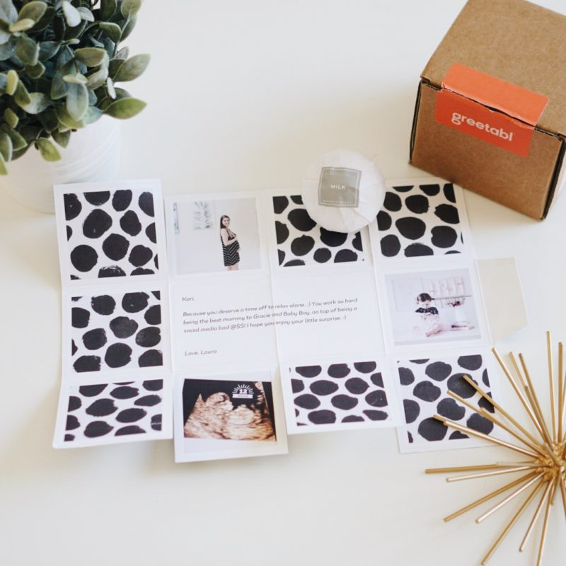 Cute + Easy Gift Idea with Greetabl!