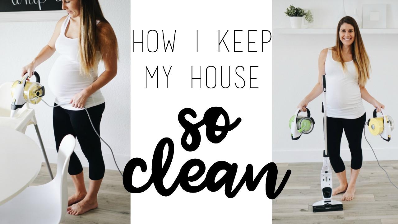 how to keep my house