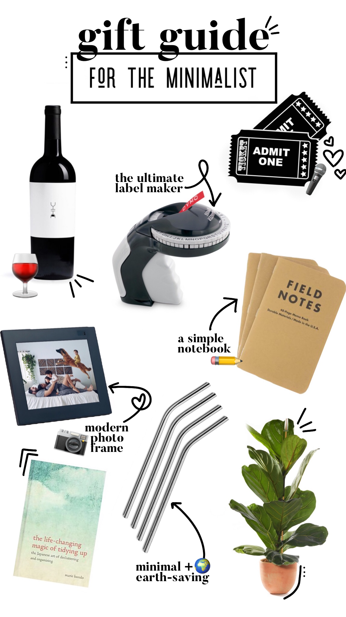 Gift Guide for The Minimalist