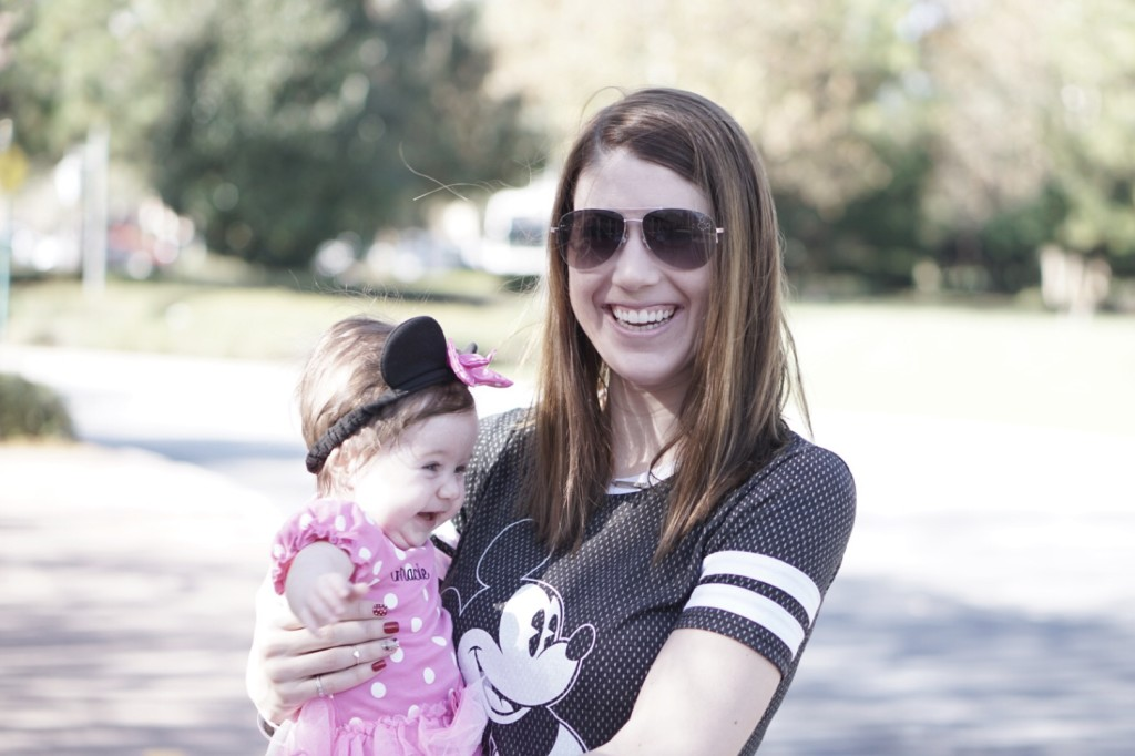 Gracie's first disney world trip! Gracefulmommy.com