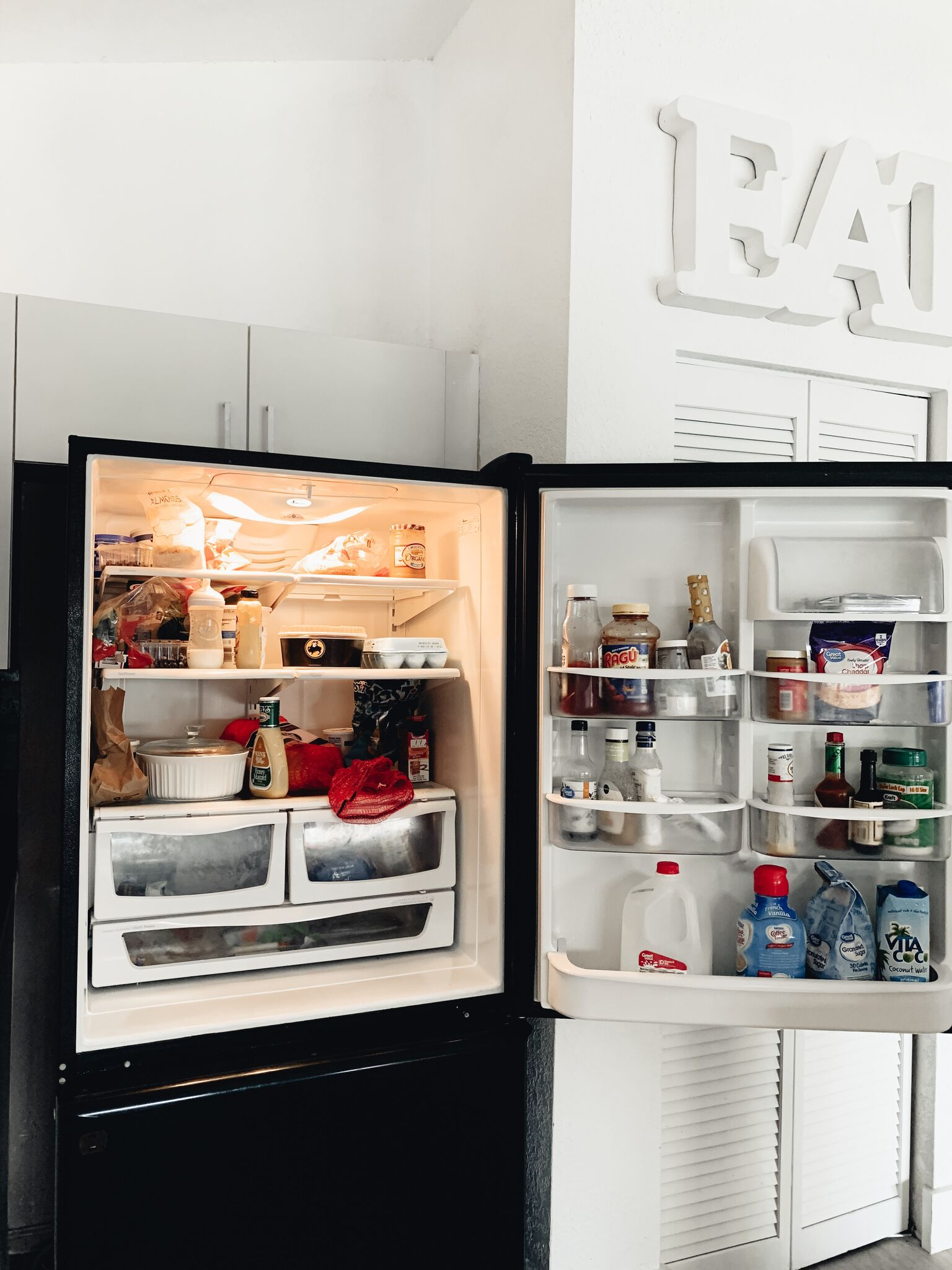 BEFORE + AFTER FRIDGE OVERHAUL WITH THE CONTAINER STORE //5 steps to your dream pantry & fridge