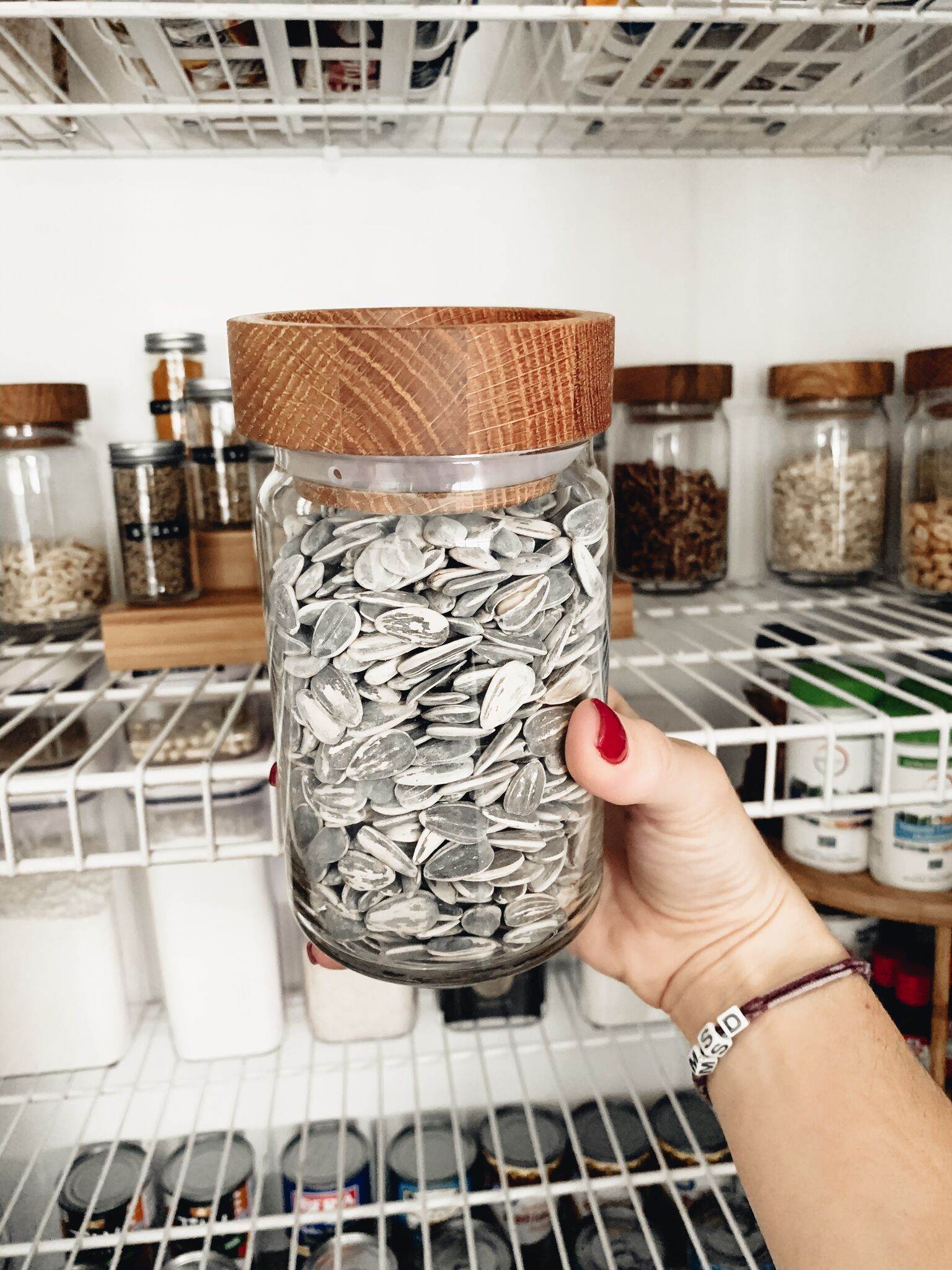 BEFORE + AFTER FRIDGE AND PANTRY OVERHAUL WITH THE CONTAINER STORE //5 steps to your dream pantry & fridge