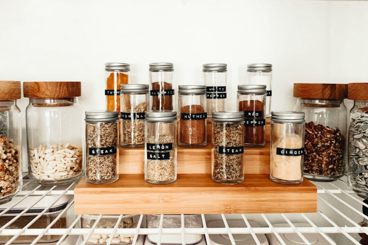 BEFORE + AFTER FRIDGE AND PANTRY OVERHAUL WITH THE CONTAINER STORE // 5 steps to your dream pantry & fridge
