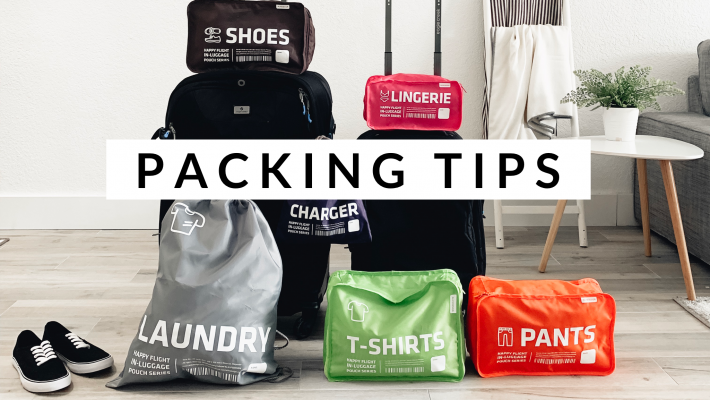 PACKING TIPS WITH THE CONTAINER STORE