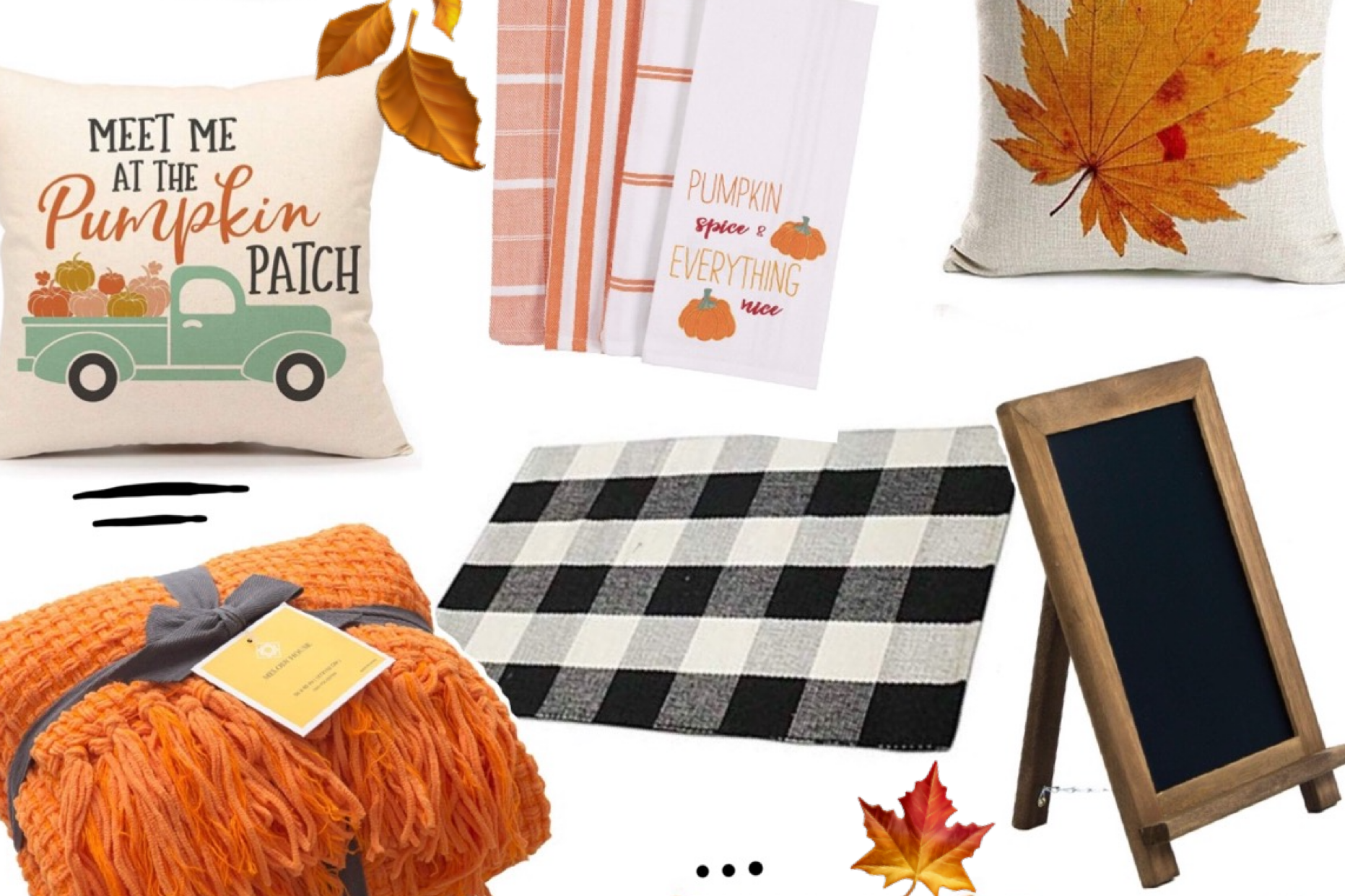 The Best Fall Home Decor on Amazon!