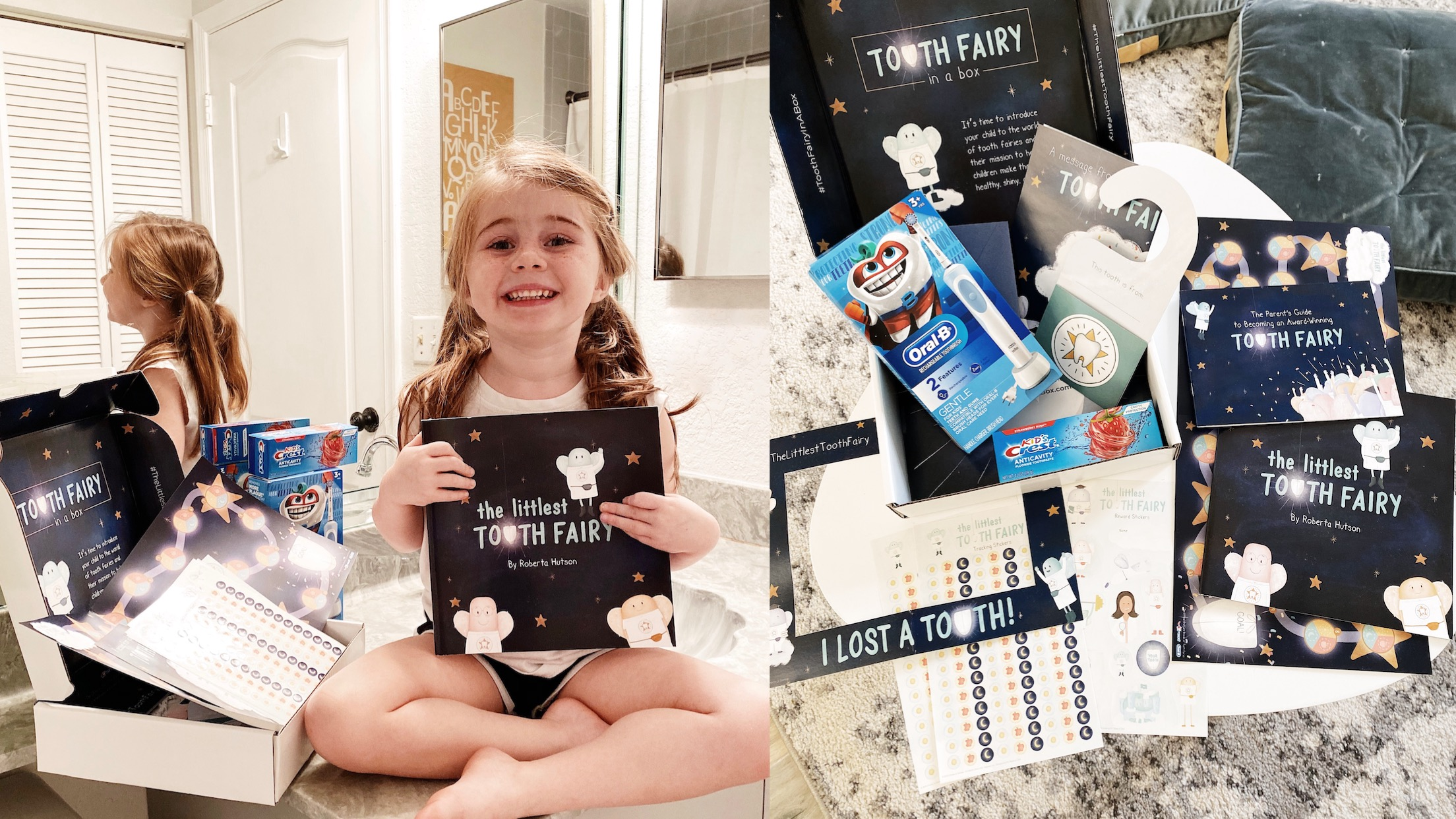 Tips for being a better tooth fairy! // Tooth Fairy in a Box!