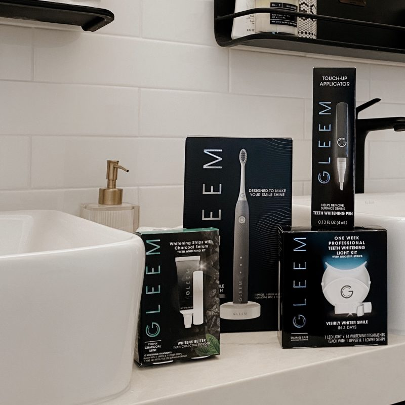 How to make your teeth shine with GLEEM