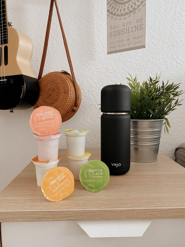 Vejo Blender Review - Smoothies on the go!